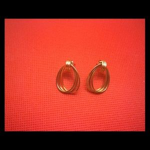 Small 14k Gold Earrings
